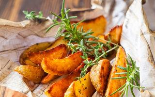 3 rețete delicioase cu cartofi