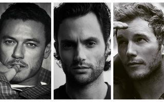 14 bărbați celebri, în imagini alb-negru: Toți arată foarte bine