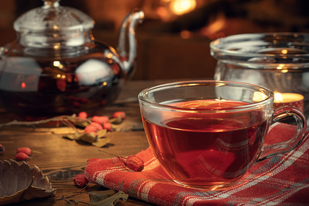 Beneficii ceai de paducel