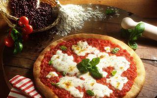 Două rețete interesante de pizza: Răsfățul de weekend