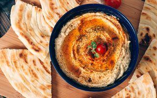 3 rețete de humus, mâncarea ideală de post. Și nu numai!
