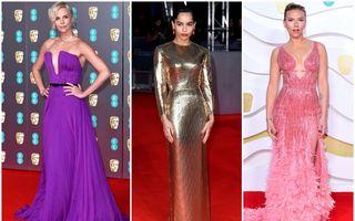 Ținutele purtate de vedete la Premiile BAFTA 2020