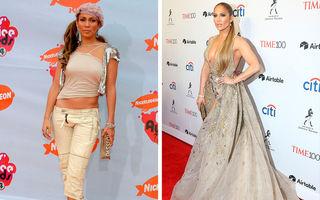 Cum arătau 18 vedete înainte de a deveni reginele stilului. Transformările sunt incredibile!
