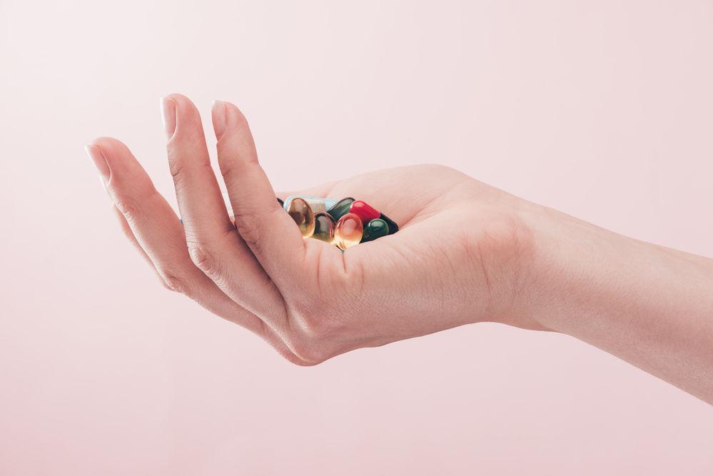 Vitamine refacere musculara