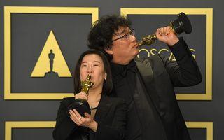 """Premieră istorică la Oscar 2020: Filmul sud-coreean """"Parasite"""", marele câştigător"""