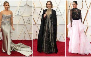 Ținutele purtate de vedete la Gala Premiilor Oscar 2020