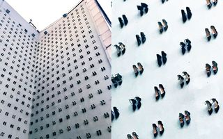 Monumentul șocant din Turcia: 440 de perechi de pantofi de damă care comemorează victimele violenței domestice