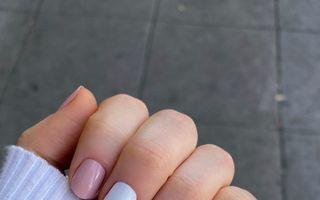 Manichiuri nail art pentru unghii scurte. 20 de idei pe care să le încerci