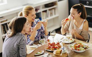 Femeile care au un grup de prietene puternice se descurcă mai ușor în viață