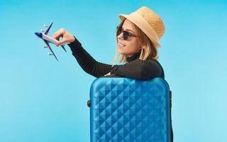 12 sfaturi pentru primul zbor cu avionul