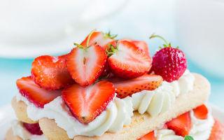 Cele mai bune deserturi cu căpșuni. Sunt delicioase și ușoare
