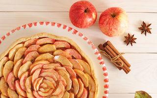 Desert cu mere: Cele mai bune 3 rețete