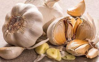 De ce e bine să consumi usturoi