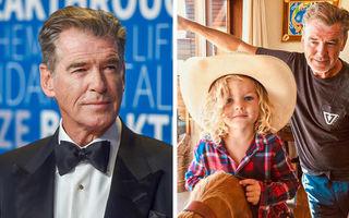 10 bărbați celebri care au devenit cei mai cool bunici: Își iubesc la nebunie nepoții