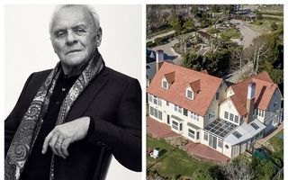 Cum arată casa din Malibu pe care Anthony Hopkins o vinde cu 11,5 milioane de dolari