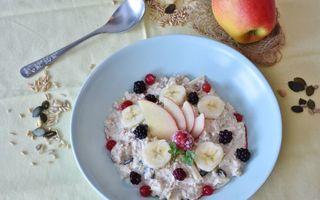 5 variante de mic-dejun sănătos pentru copii