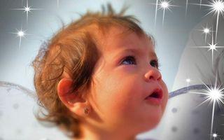 Povestea vieții mele: doi îngeri și o minune de fată