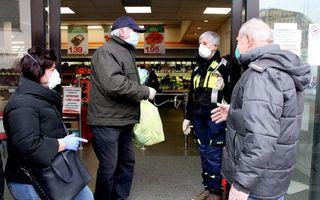Un alt bărbat care a venit în România cu italianul infectat are şi el coronavirus
