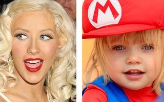 20 de femei celebre și fiicele lor superbe: Frumusețea merge mai departe