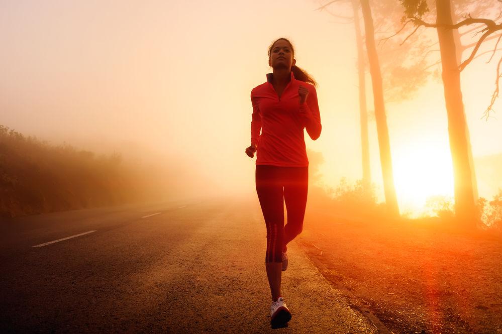Fiecare oră de alergat îți prelungește viața cu șapte ore