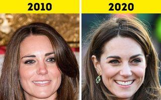 Cum s-au schimbat membrii familiei regale britanice în ultimii 10 ani