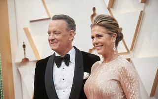Primele vedete cu coronavirus: Tom Hanks şi Rita Wilson, diagnosticaţi cu Covid-19
