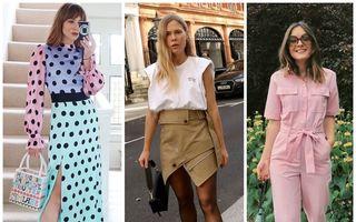 30 de ținute pentru primăvară purtate de fashioniste