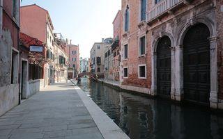 Veneția, frumoasa părăsită: 15 imagini ireale din orașul pustiit de coronavirus