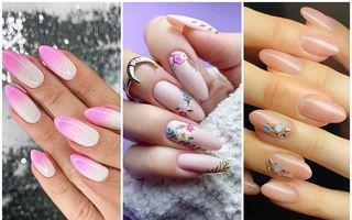 Manichiuri nail art pentru unghii lungi. 50 de idei