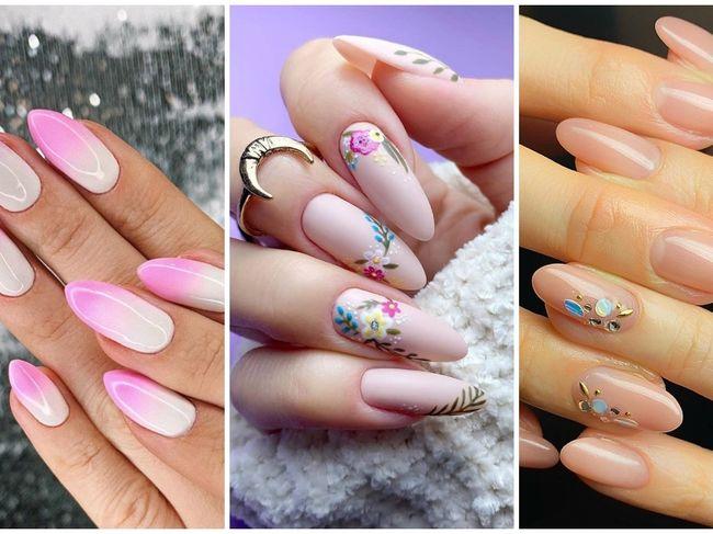 Manichiuri Nail Art Pentru Unghii Lungi 50 De Idei Frumuseţe Cosmetica Eva Ro