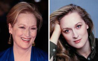 Cum arătau în tinerețe 20 de femei celebre: Meryl Streep, frumusețe clasică