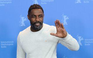 Idris Elba, infectat cu coronavirus