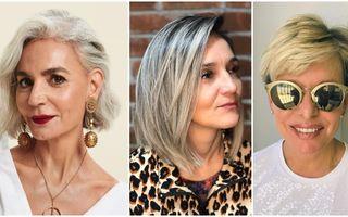 Tunsori scurte pentru femeile de peste 50 de ani. Cele mai frumoase 30 de stiluri