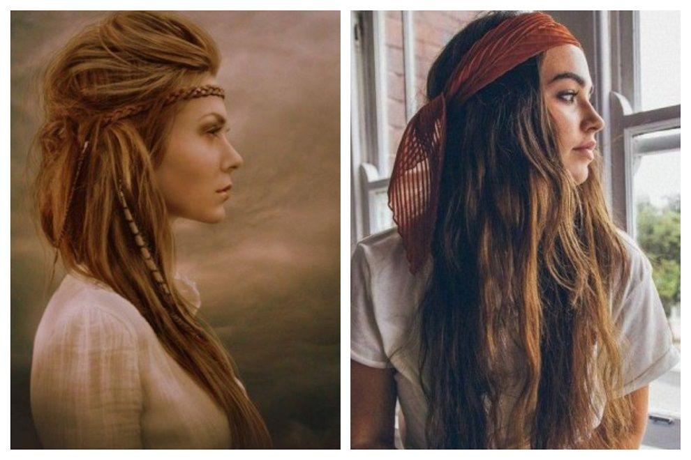 coafuri hippie