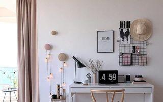 Lucrezi de acasă? Descoperă 30 de idei pentru amenajarea unui birou perfect
