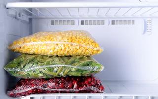 5 alimente pe care nu știai că le poți congela