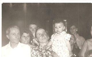 Bunicile noastre care s-au descurcat...