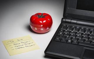 Tehnica Pomodoro te ajută să fii mai productivă când lucrezi de acasă