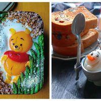 30 de idei de mic dejun cu oua pentru copii. Sunt super haioase!