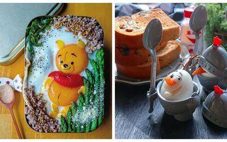 30 de idei de mic dejun cu ouă pentru copii. Sunt super haioase!
