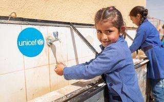 UNICEF sprijină copiii din 145 de țări, în contextul închiderii școlilor