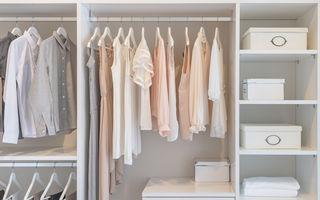 Cum să-ți organizezi garderoba cât stai acasă. Cele mai bune soluții