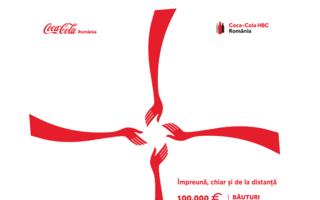 Coca-Cola donează către Crucea Roșie bani pentru echipamente medicale