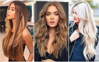 Cele mai frumoase 30 de tunsori pentru părul lung. Pune-l în valoare!
