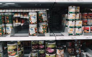 De ce alimentele conservate sunt bune în perioada de carantină: Explicațiile nutriționiștilor
