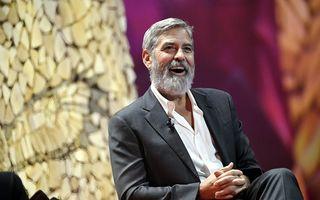 George Clooney, un tată generos: Starul a cheltuit o avere pentru o casă în care să se joace copiii lui