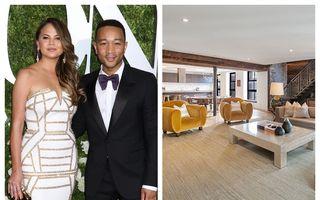 Chrissy Teigen și John Legend și-au luat casă în Manhattan: Cum arată apartamentul de 7,7 milioane de dolari
