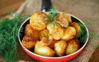 Cum să mănânci cartofi prăjiți fără să te îngrași