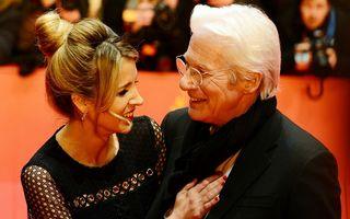 """""""Frumușelul"""" neobosit: Richard Gere, tată pentru a treia oară, la 70 de ani"""