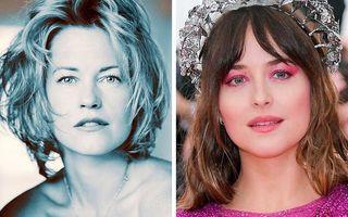 Cum arătau în tinerețe mamele unor vedete: Frumusețea merge mai departe!